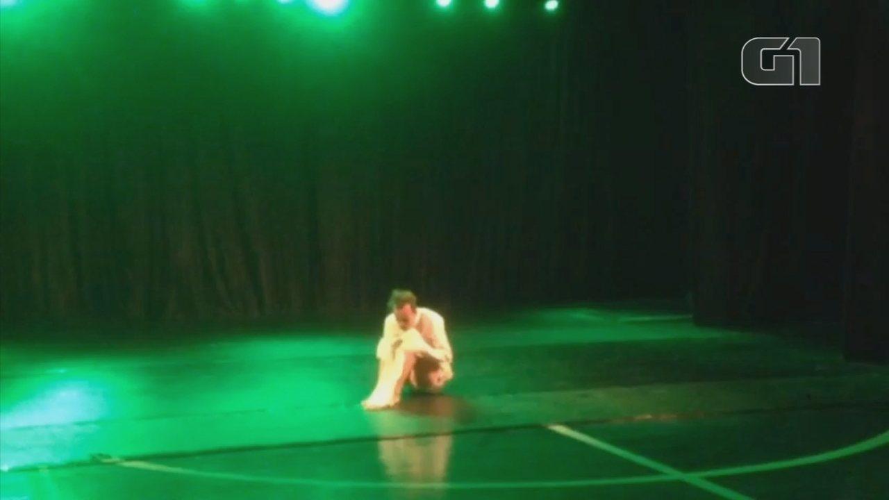 Bailarino do interior de SP é premiado em festival de dança na Argentina