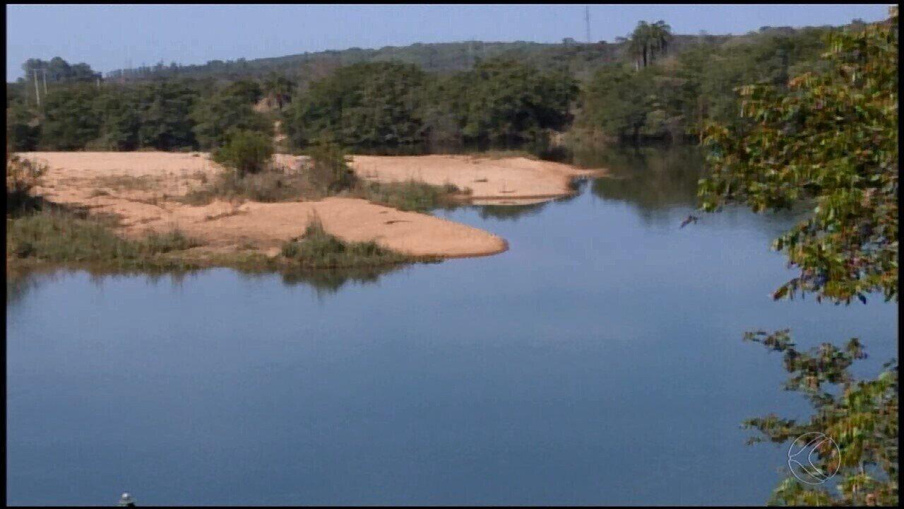 Carmo do Cajuru adota medidas de restrição de uso de reservatório