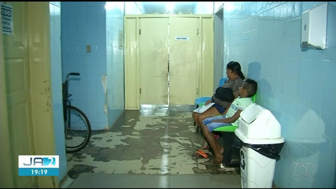Hospital de Colinas é interditado após vistoria constatar problemas na estrutura