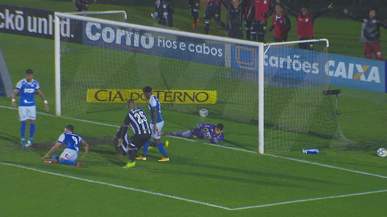 Gols de Figueirense 2 x 2 São Bento - Série B do Brasileiro
