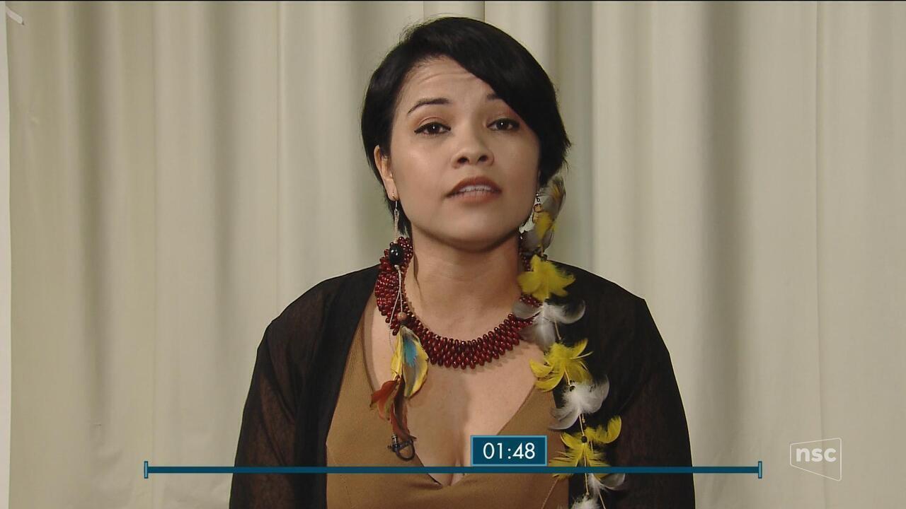 Ingrid Assis (PSTU) é a entrevistada do Jornal do Almoço
