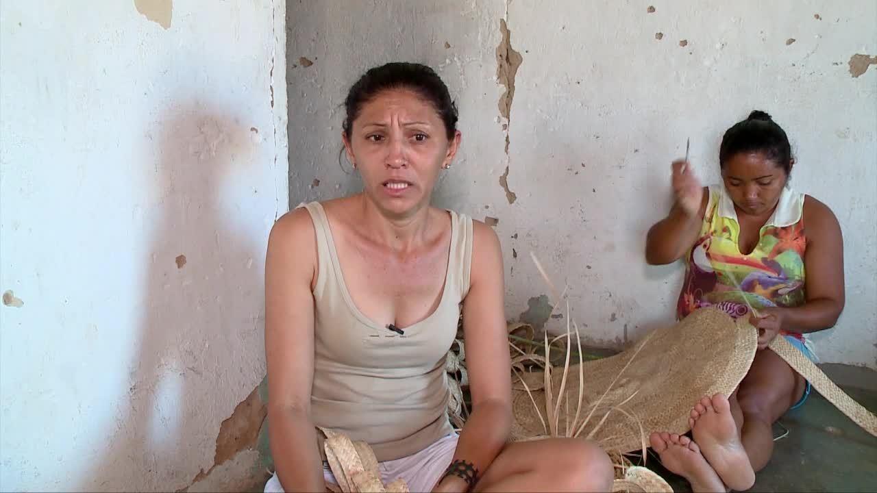 Artesanato redesenha vida de famílias no Sul do Piauí