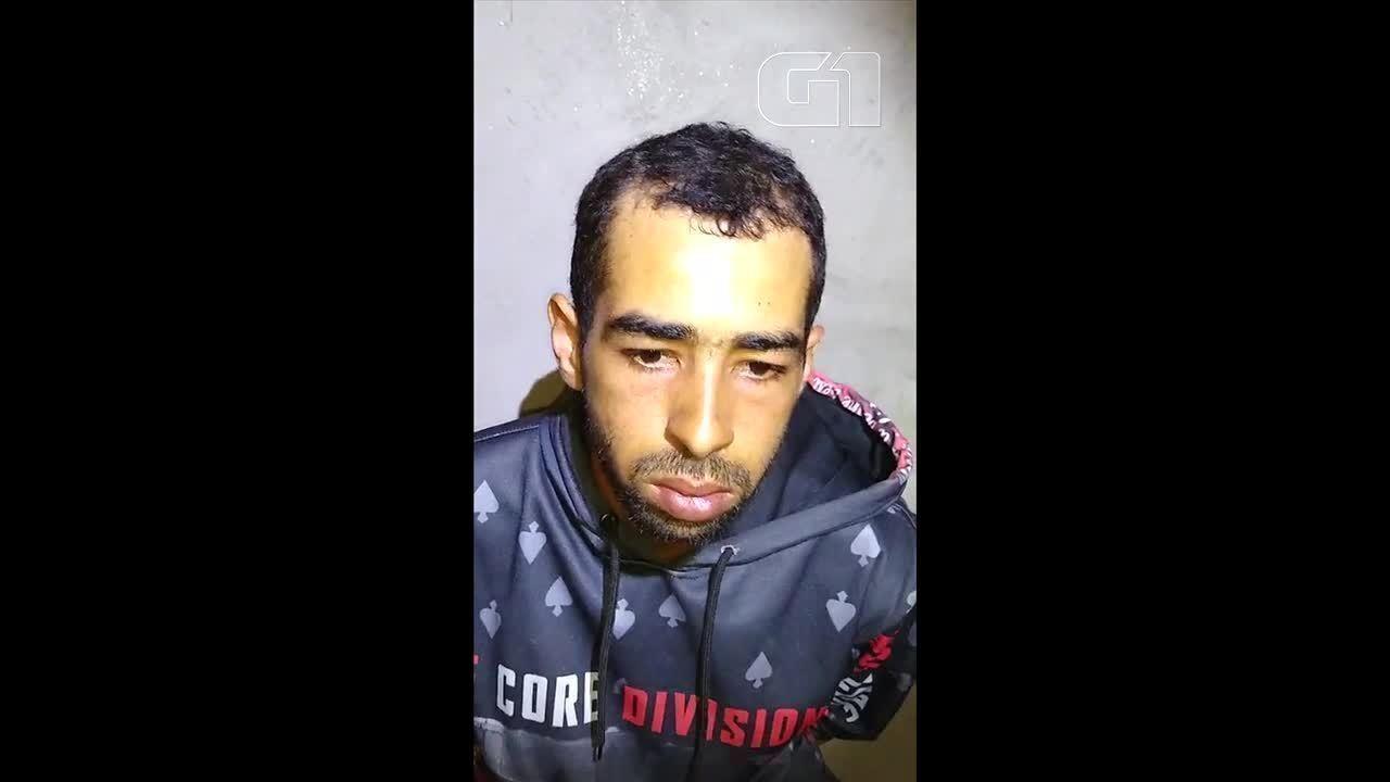 Homem confessa ter matado vizinho por briga devido a lixo, em Anápolis