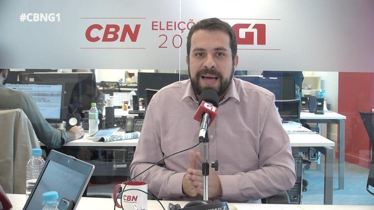 Parte 4: Guilherme Boulos fala sobre cláusula de barreira e reforma da Previdência