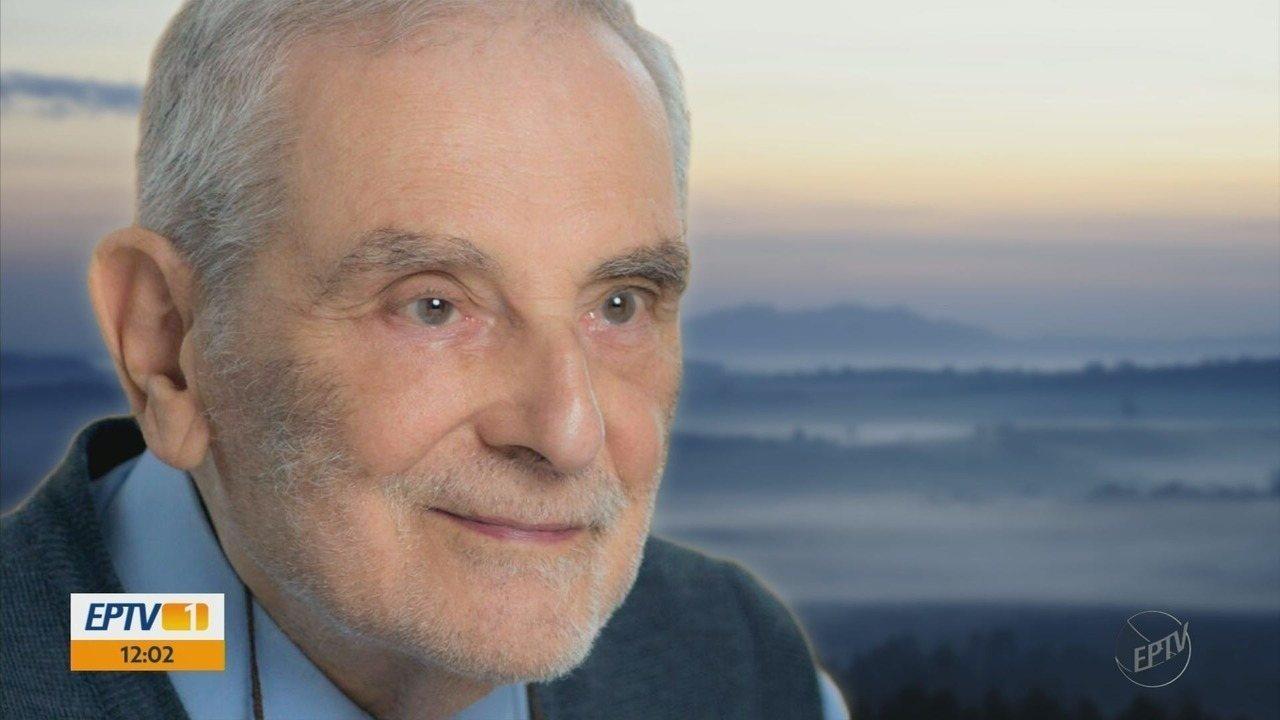 Escritor e filósofo José Trigueirinho Netto morre aos 87 anos em Carmo da Cachoeira (MG)