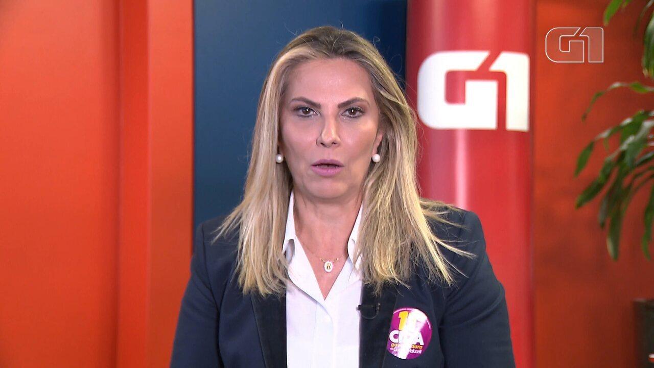 Assista ao que disse Cida Borghetti (PP) sobre segurança