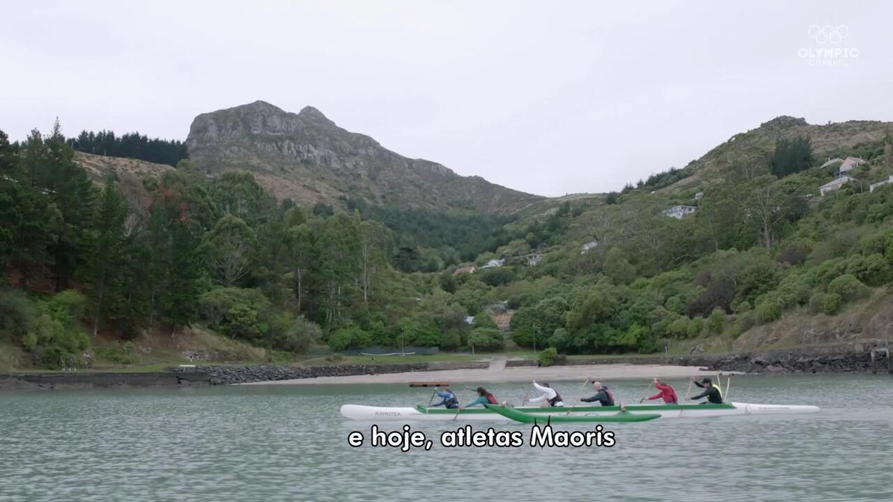Hangi, uma das tradições maori por trás do sucesso no remo