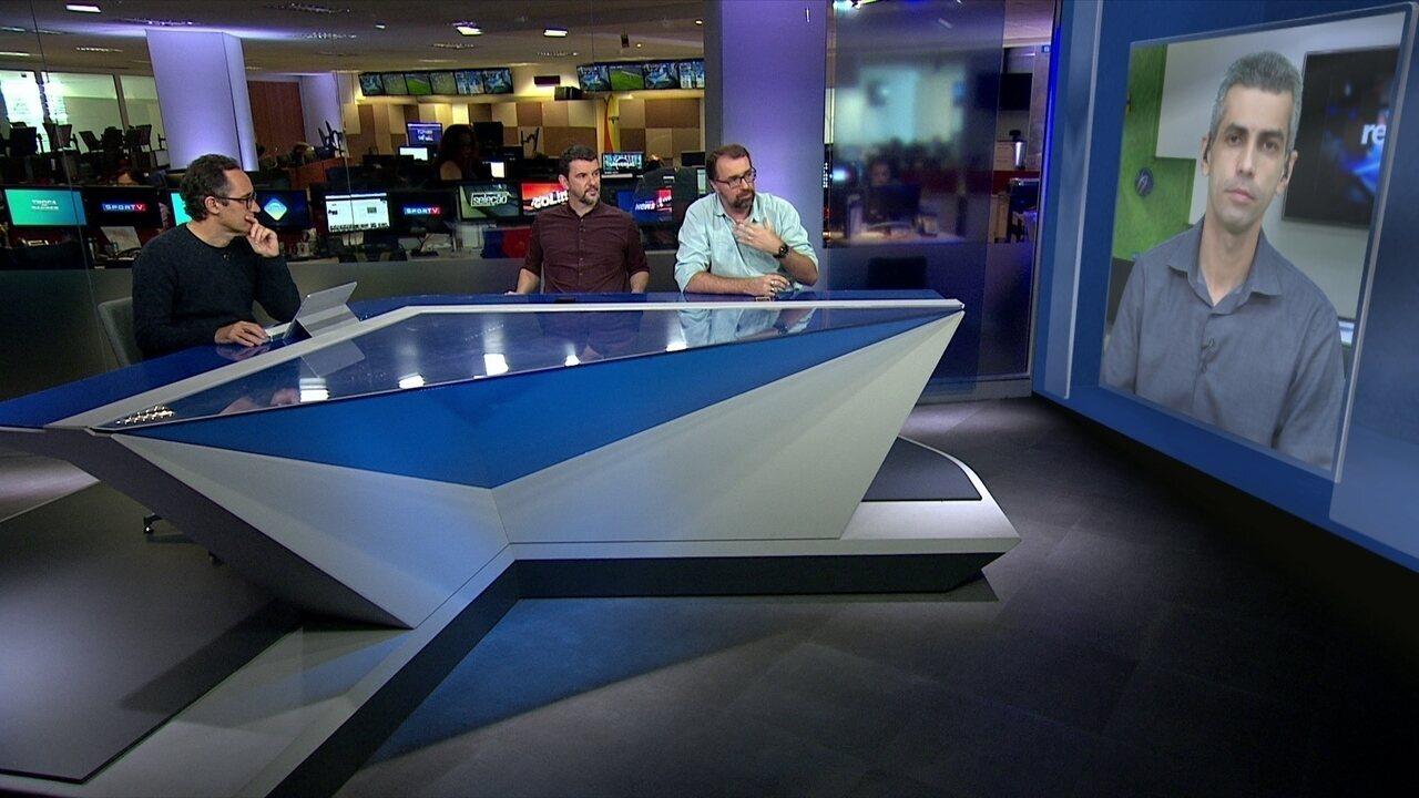 Analistas falam sobre o Cruzeiro que enfrenta o Boca que subiu de produção na Libertadores