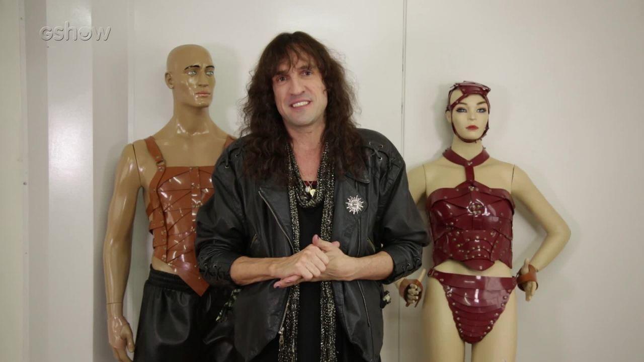 'Por Dentro do Look': Dudu Bertholini explica figurino do 'Amor & Sexo' tema Mulher