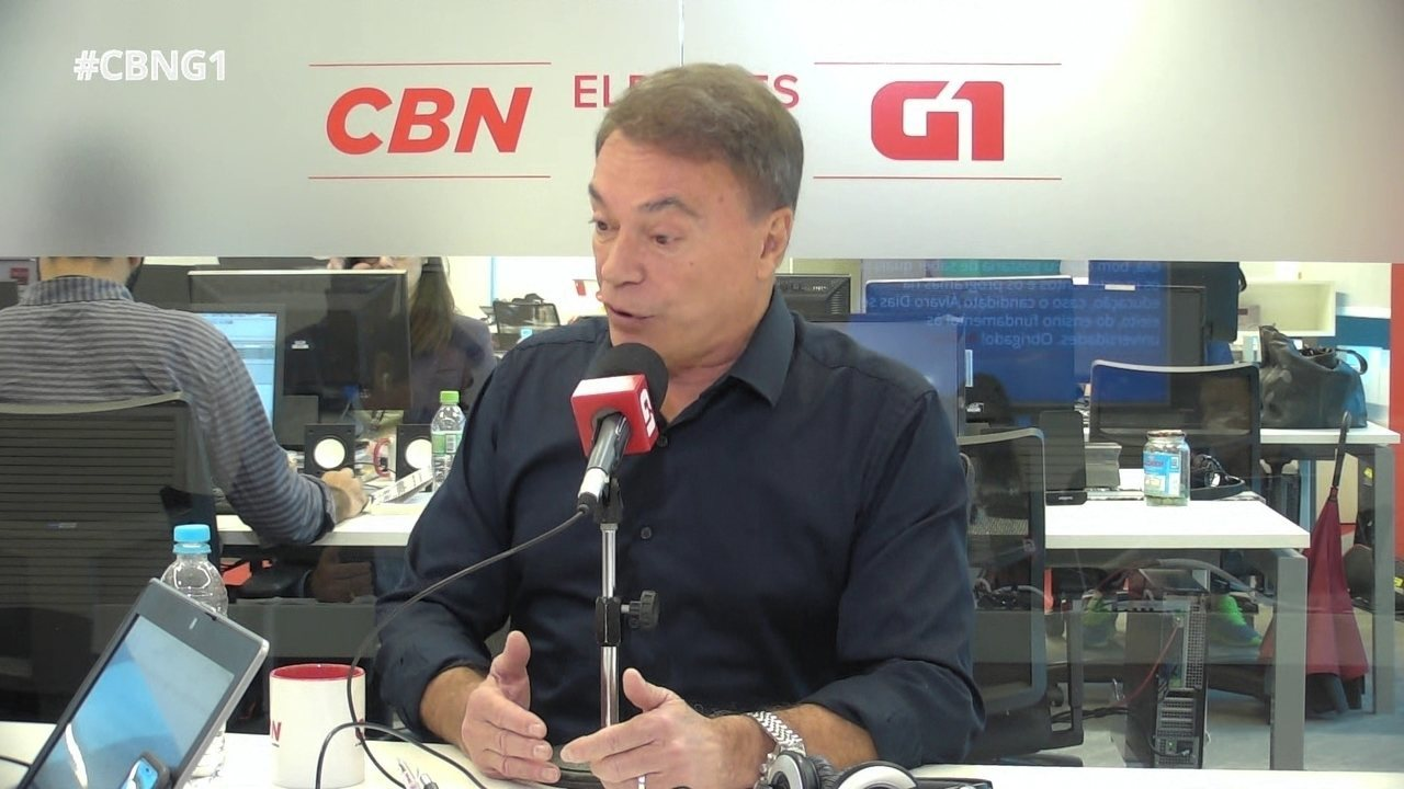 Alvaro Dias fala sobre saída do PSDB e coligação com o PSC