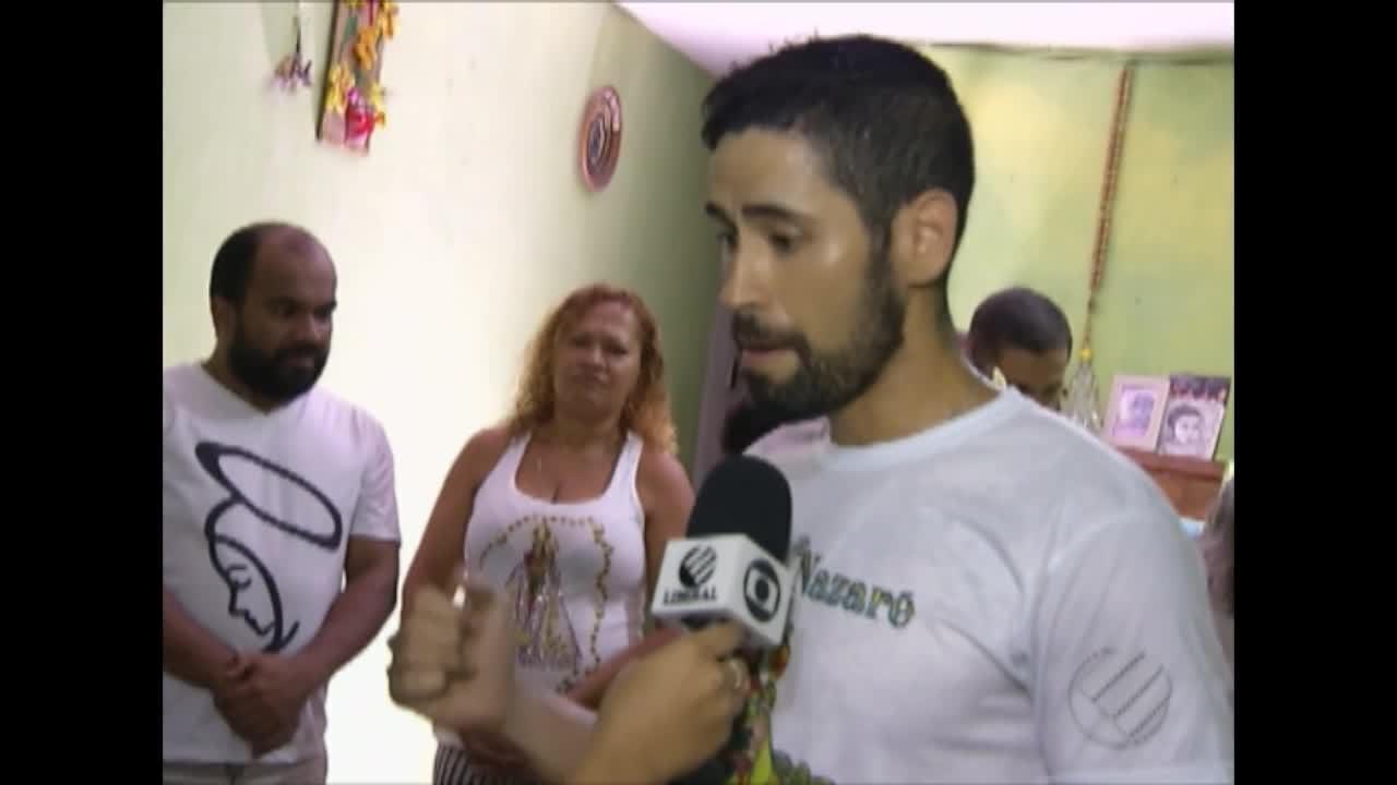 Corda do Círio tem muito significado na vida de muitas famílias em Belém
