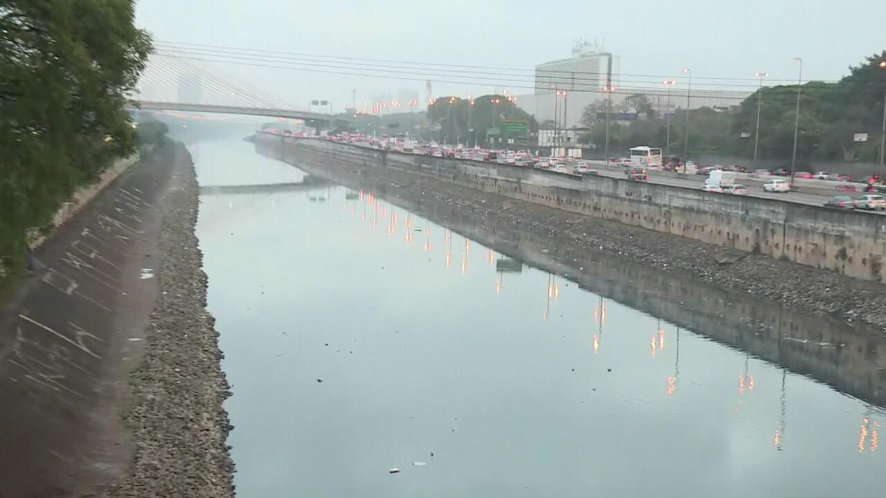 Com baixo investimento, poluição do Rio Tietê atingiu 122km em um ano