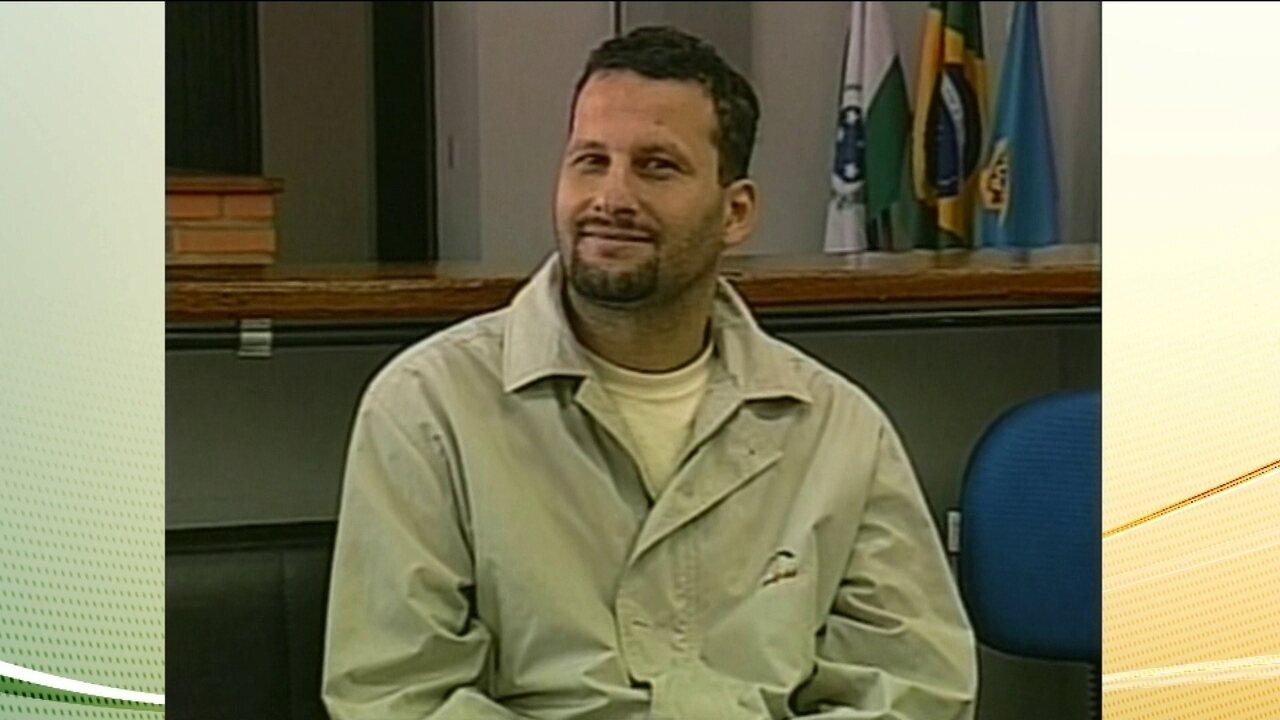 Polícia Federal prende o foragido internacional Assad Ahmad Barakat.