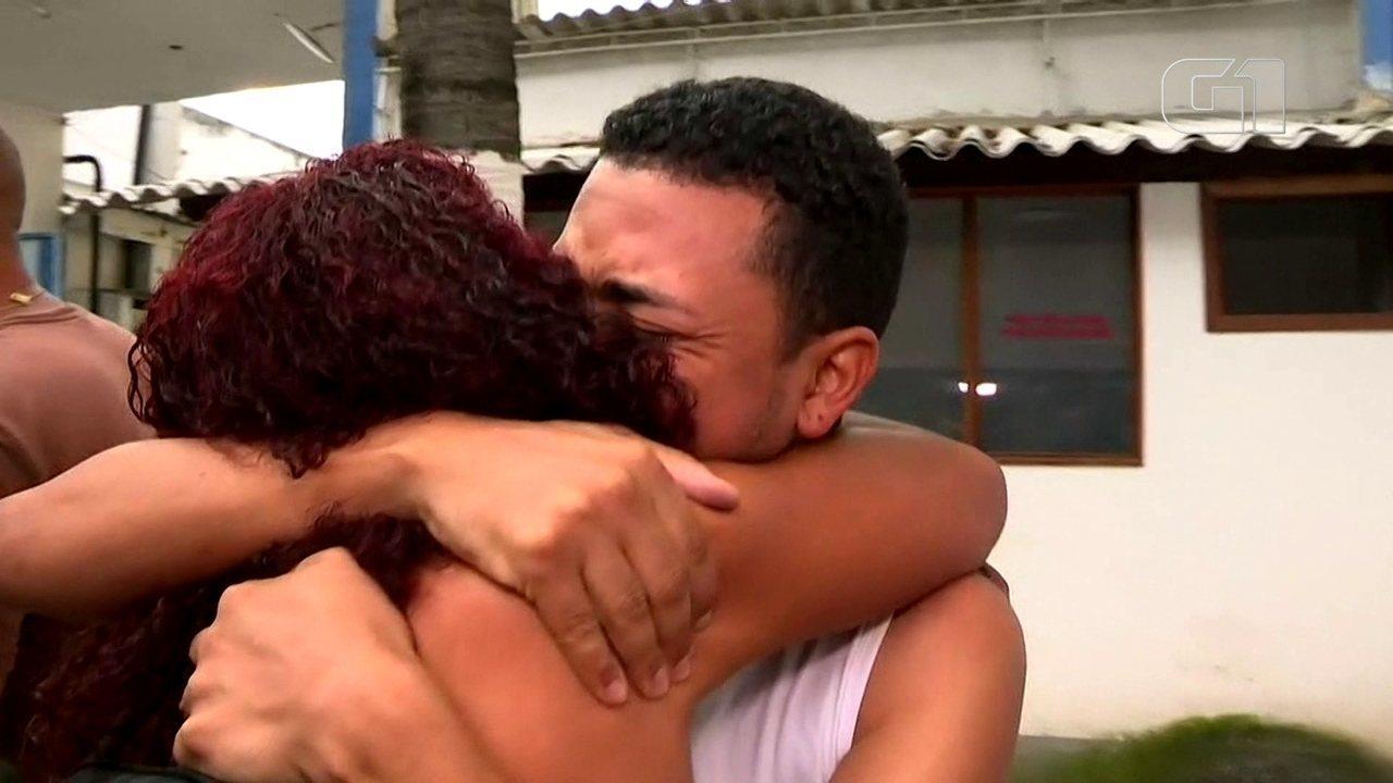 Técnico em telecomunicações preso por engano deixa a prisão no Rio