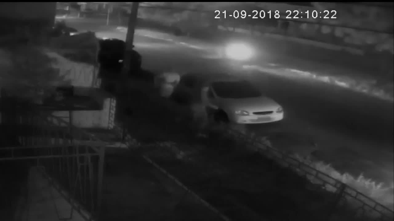 Vídeo mostra empresário assassinado em Natal sendo levado por bandidos