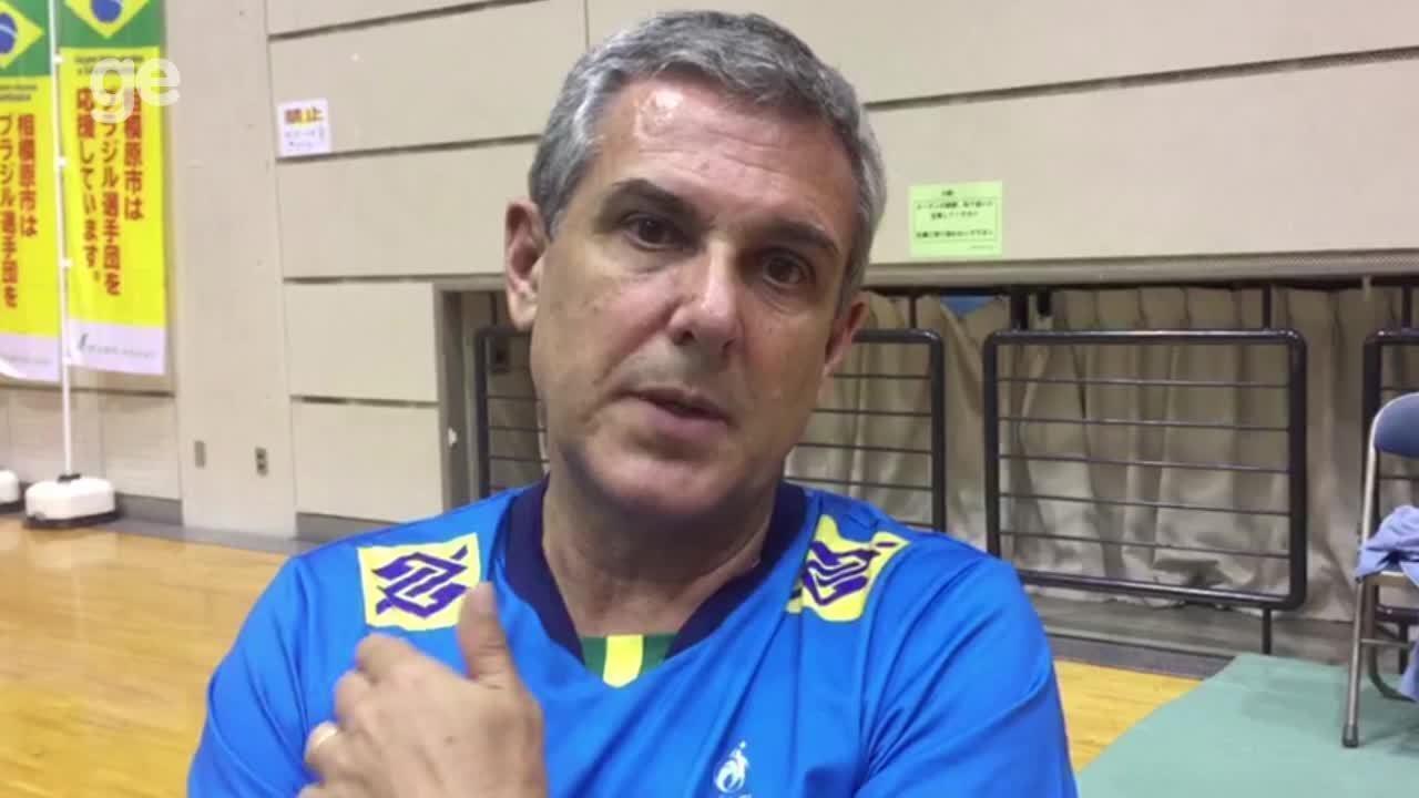 Zé Roberto analisa República Dominicana, rival do Brasil no Mundial