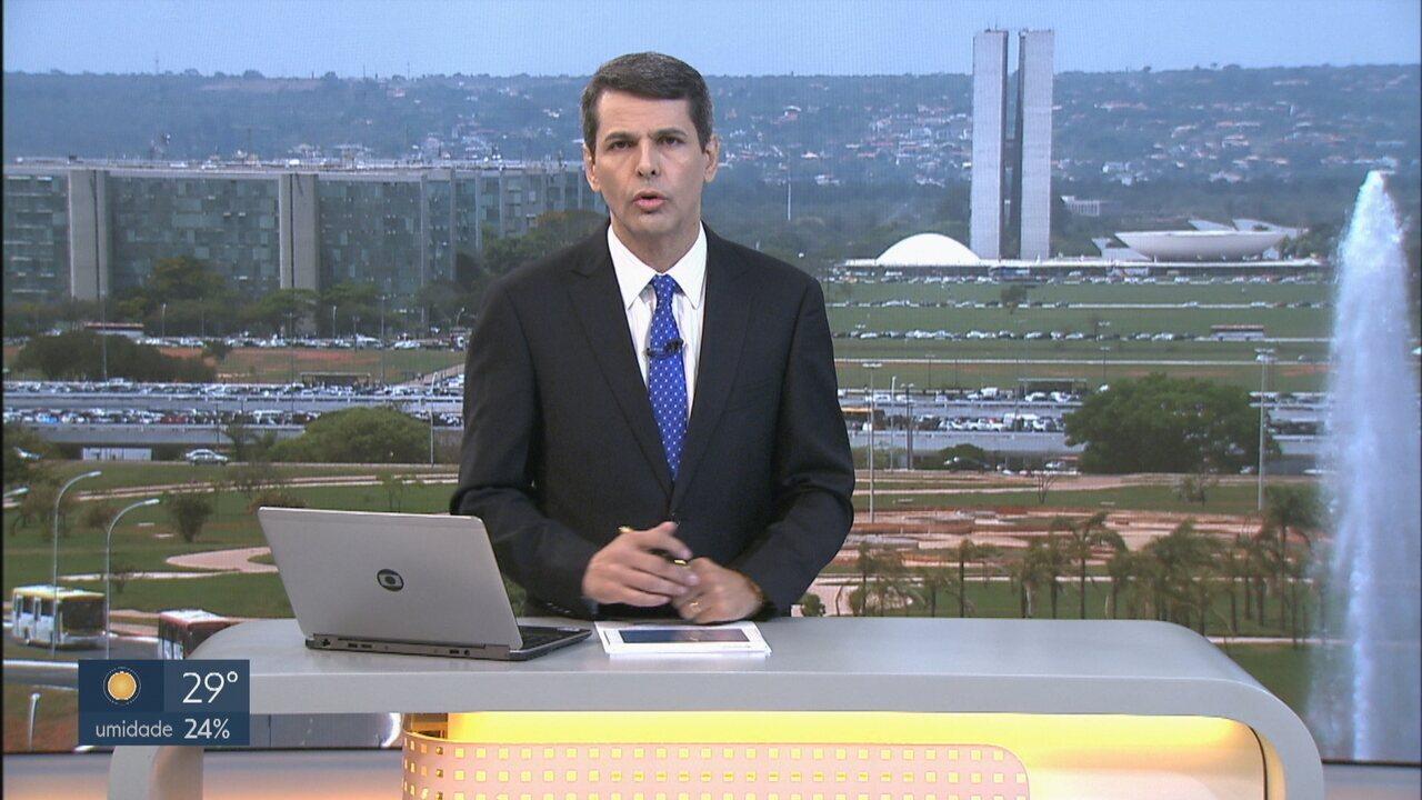 Candidatos comentam morte de Joaquim Roriz