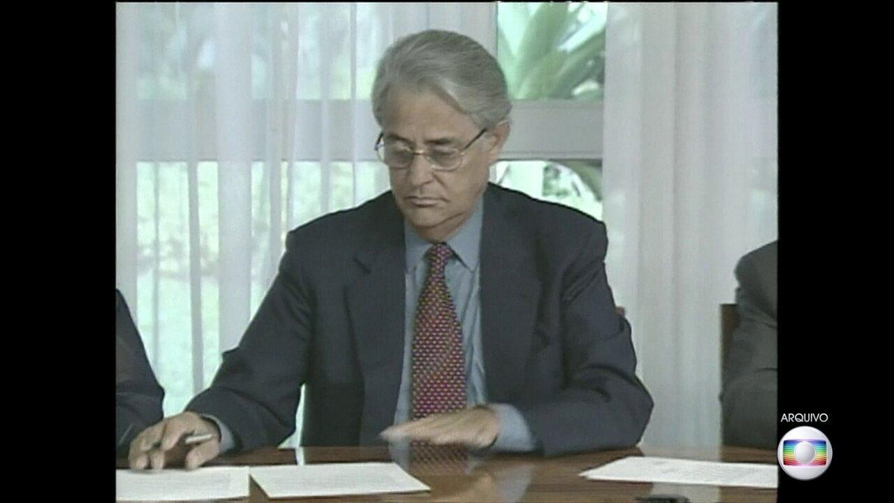 Joaquim Roriz morre em Brasília