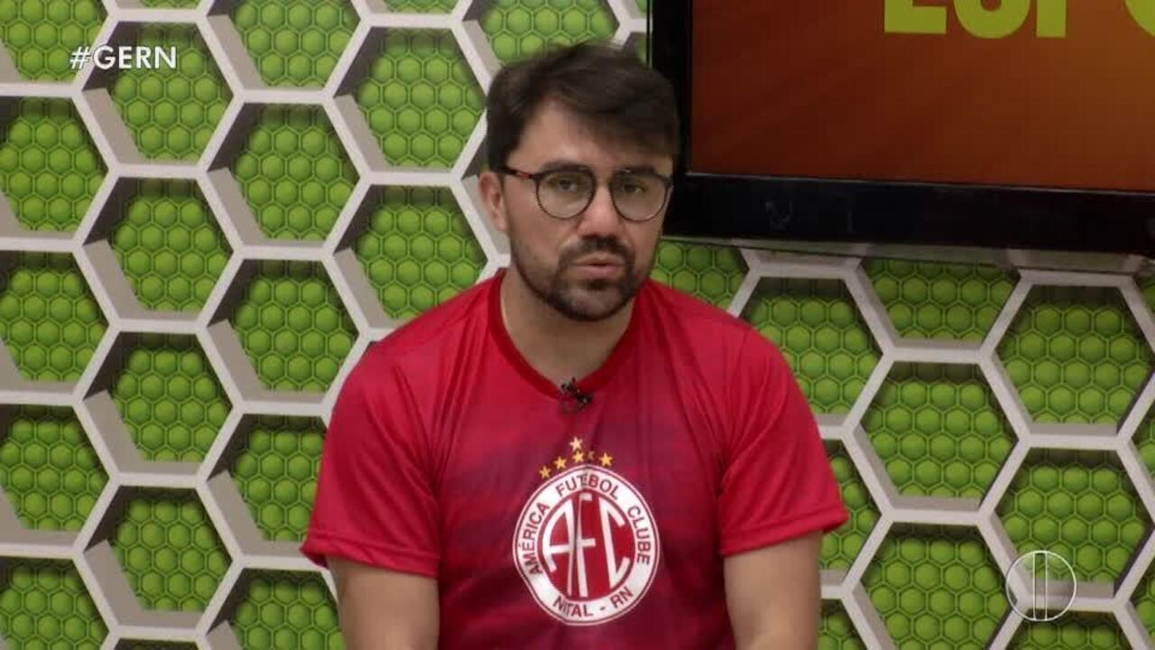'Banquinho do GE' recebe Luizinho Lopes, técnico do América-RN