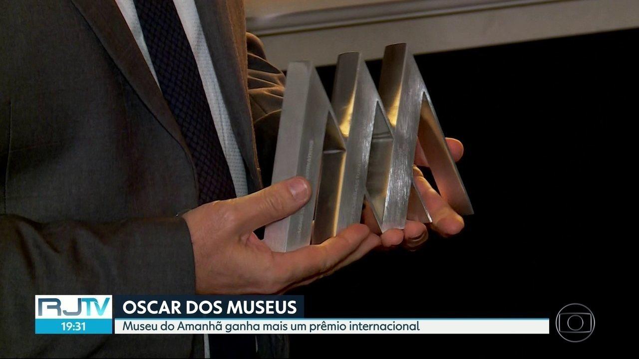 Museu do Amanhã ganha mais um prêmio internacional
