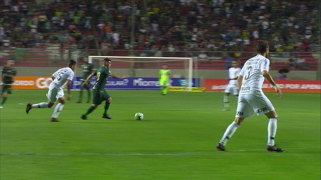 Melhores momentos: América-MG 0 x 0 Corinthians pela 27ª rodada do Campeonato Brasileiro