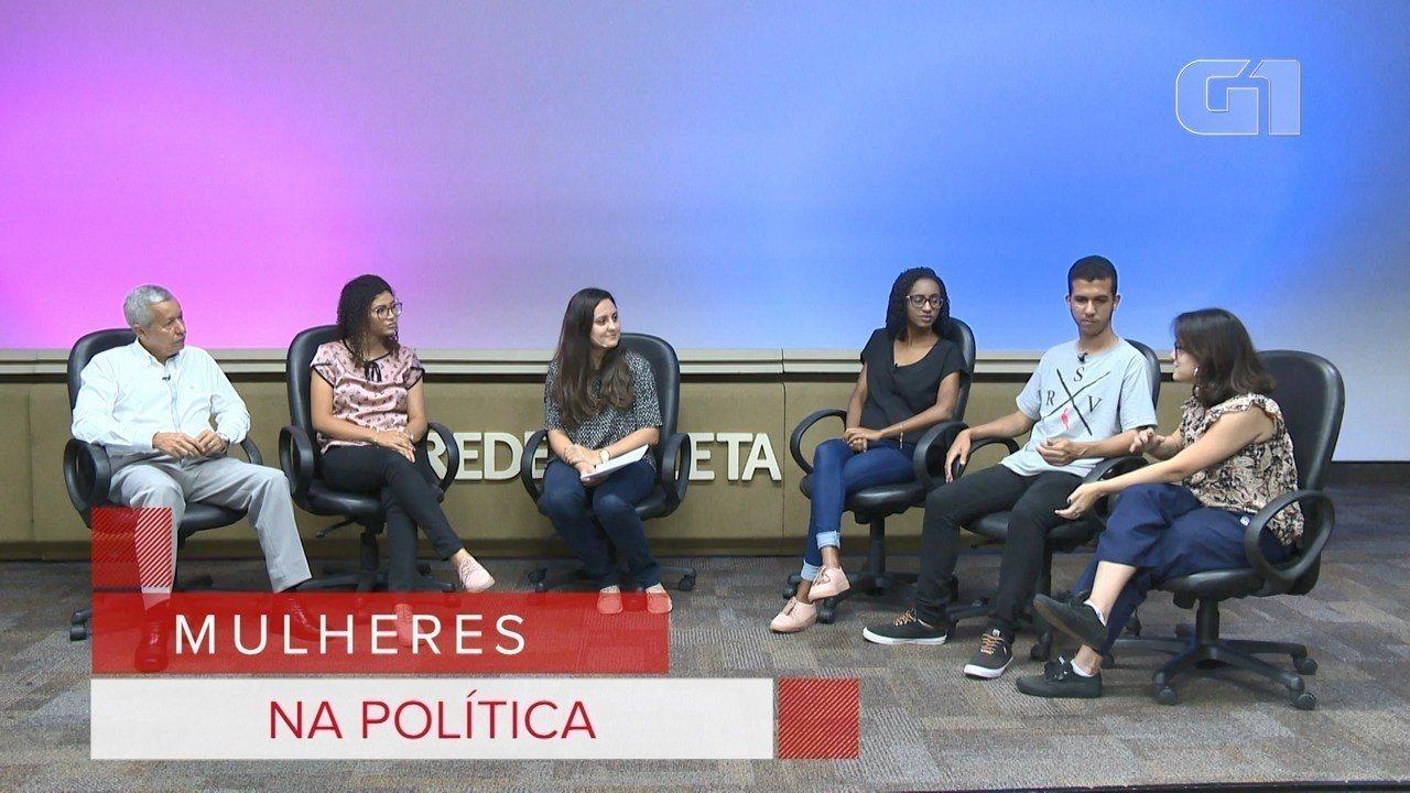 Debate Eleitores: Mulheres na política