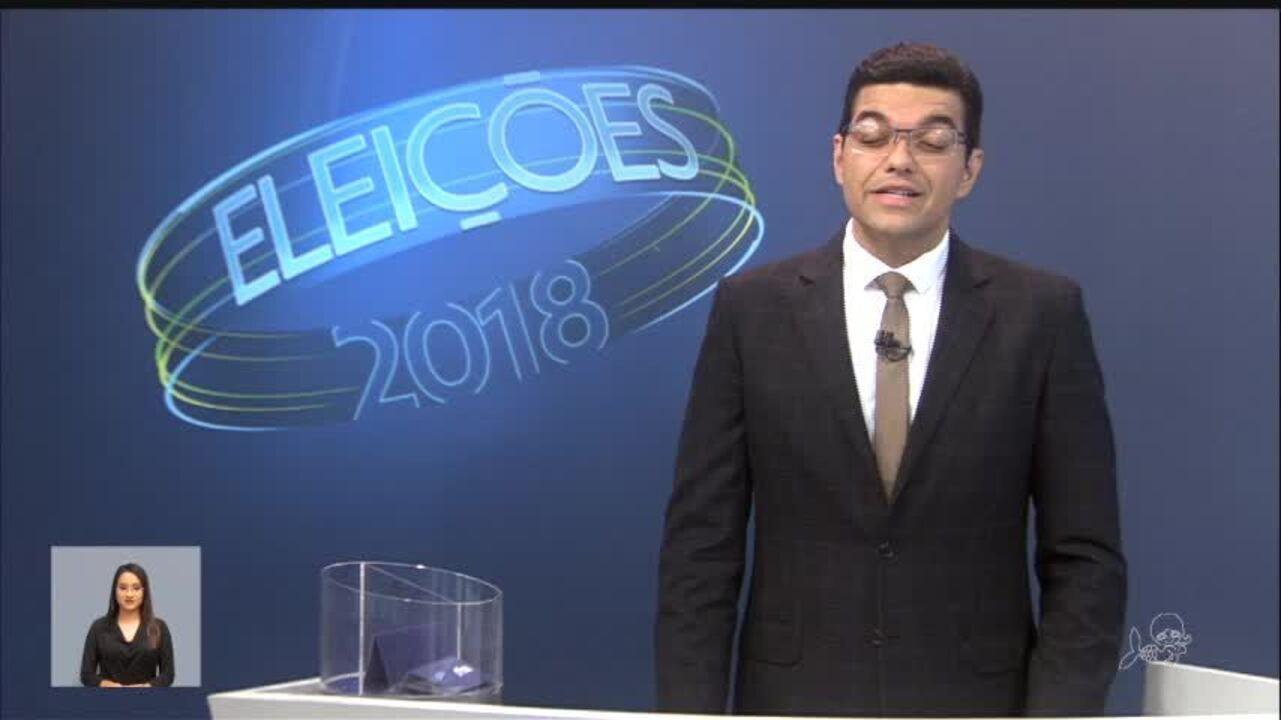 Debate dos candidatos ao Governo do Ceará - 3º bloco
