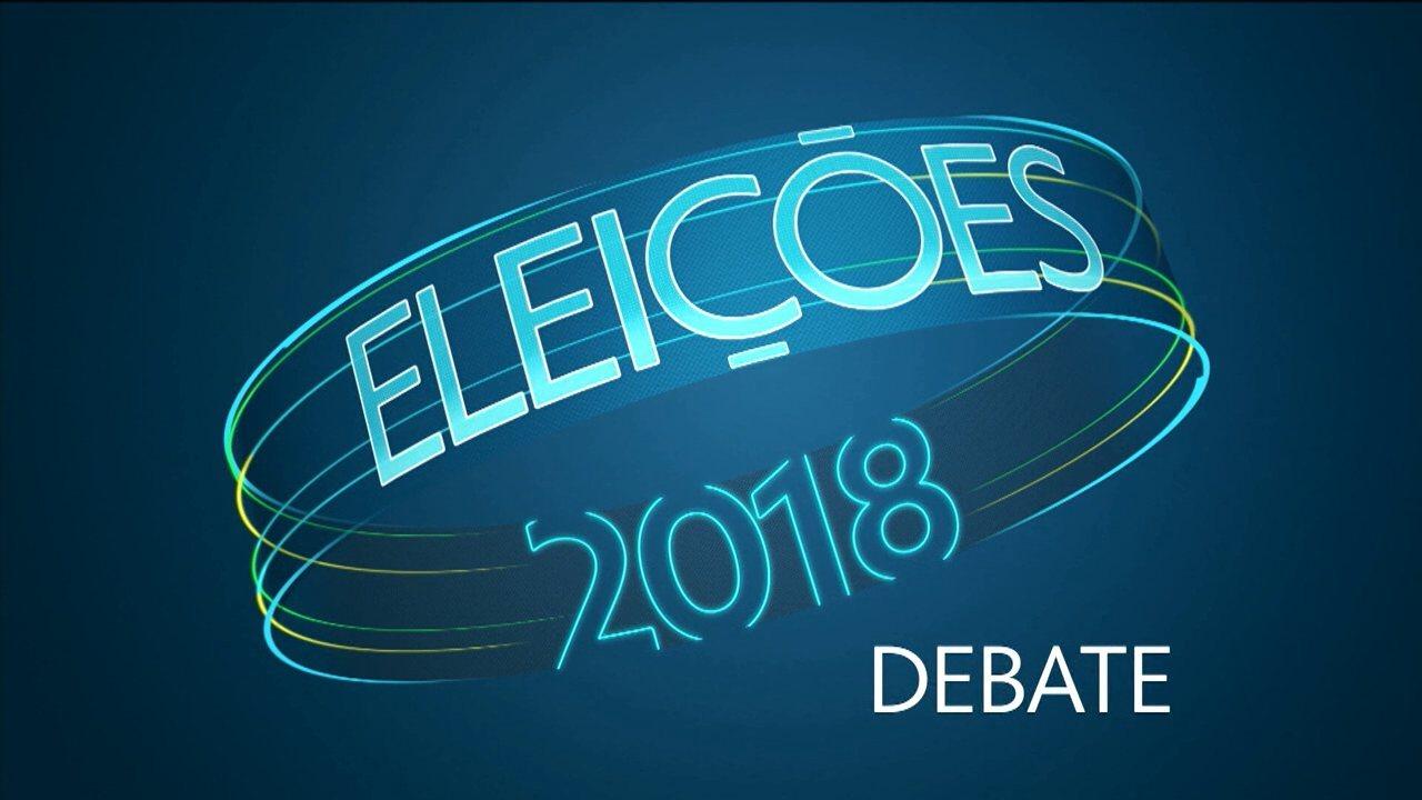 Veja como foi o primeiro bloco do debate ao governo do Paraná