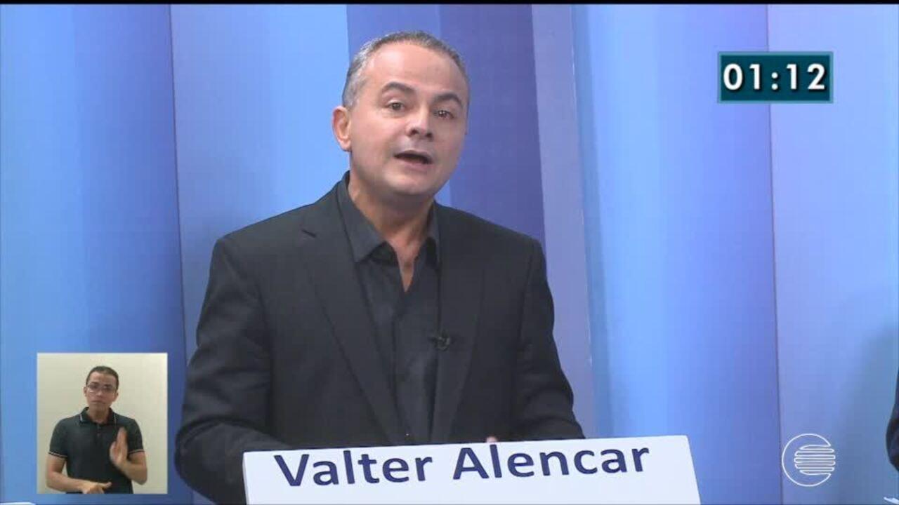 Eleições 2018 – Debate com os candidatos ao governo do Piauí - Bloco 5