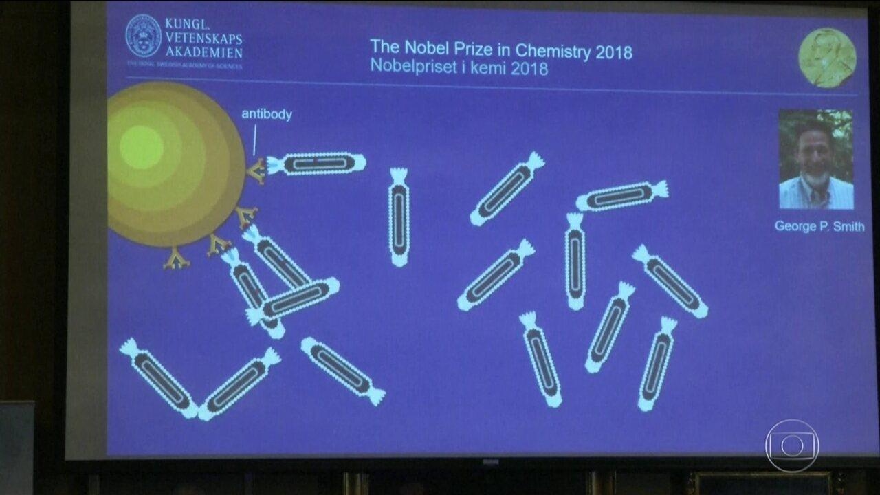 Descobertas sobre uso das proteínas levam o prêmio Nobel de Química