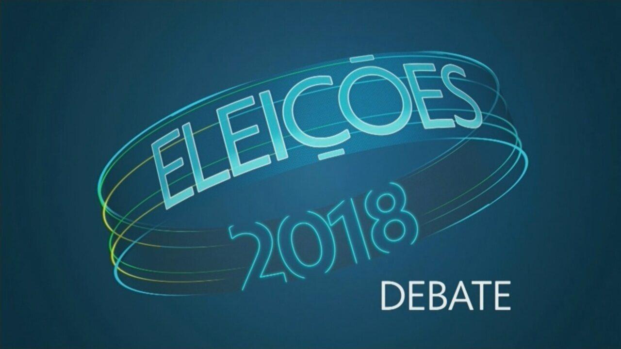Confira a íntegra do debate entre os candidatos ao governo de Roraima na Rede Amazônica