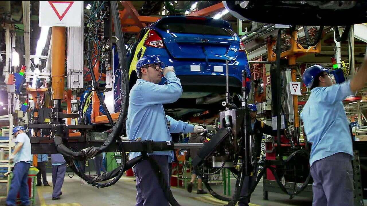 Exportação de veículos cai 34.5% em relação a 2017, diz Anfavea
