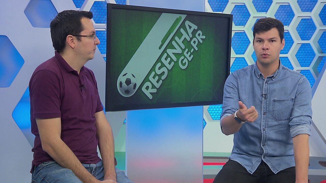 Resenha GE/PR: Atlético-PR aposta em zaga forte e dupla afiada para manter embalo
