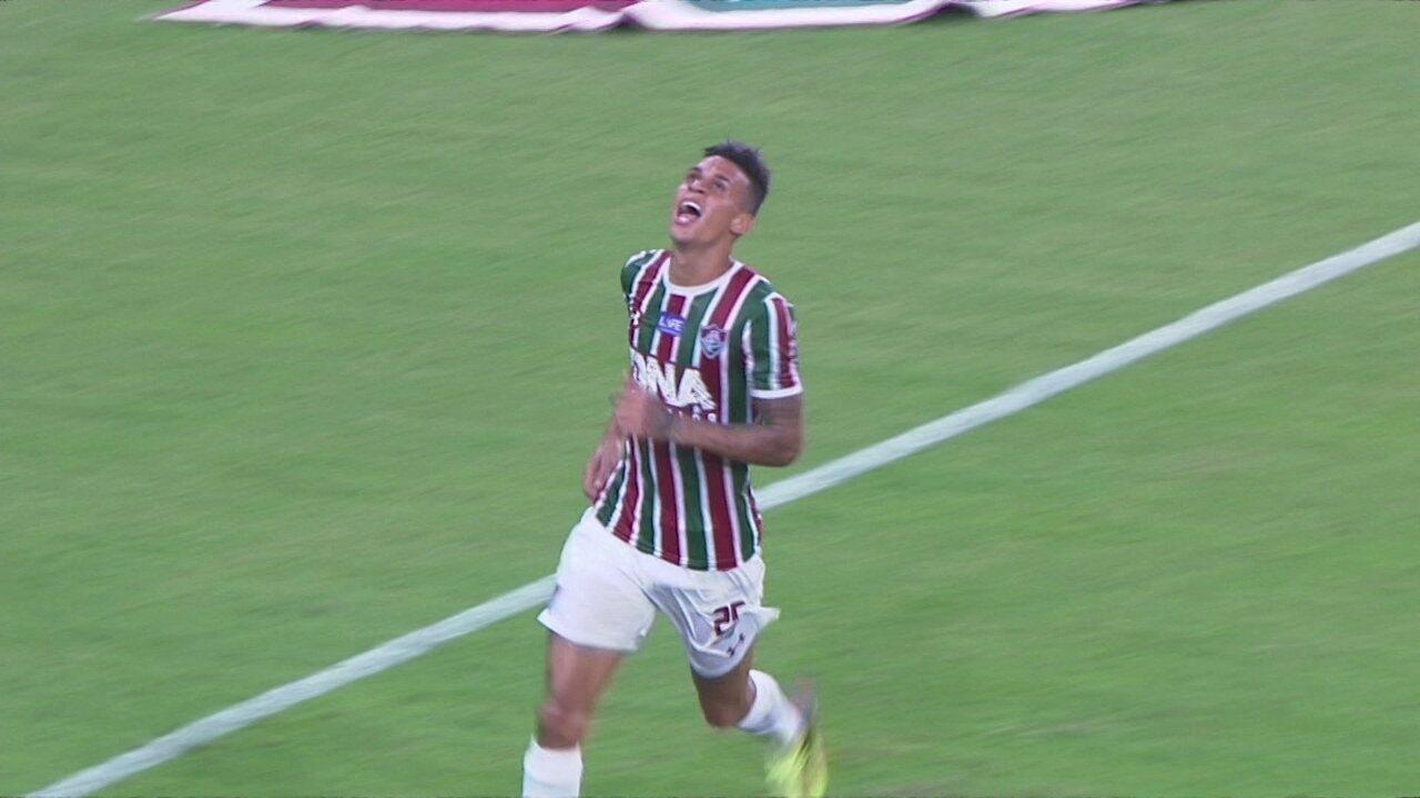 Melhores momentos: Fluminense 2 x 0 Deportivo Cuenca pela Copa Sul-Americana