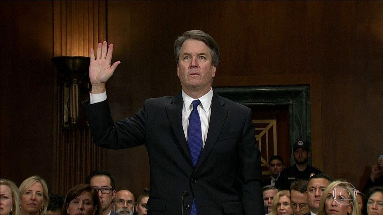 Senado americano aprova juiz indicado por Trump para a Suprema Corte