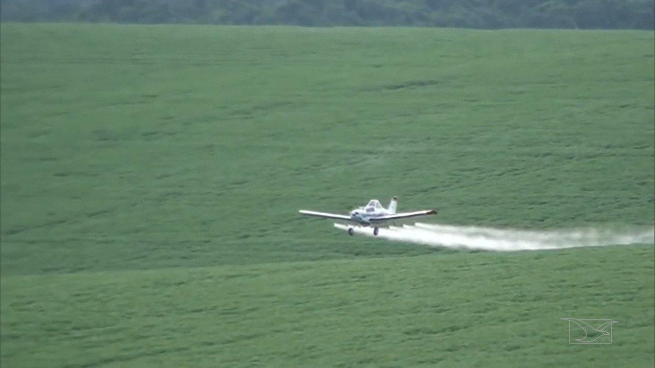Mirante Rural destaca rotina de treinos defensivos para pilotos agrônomos no Sul do MA