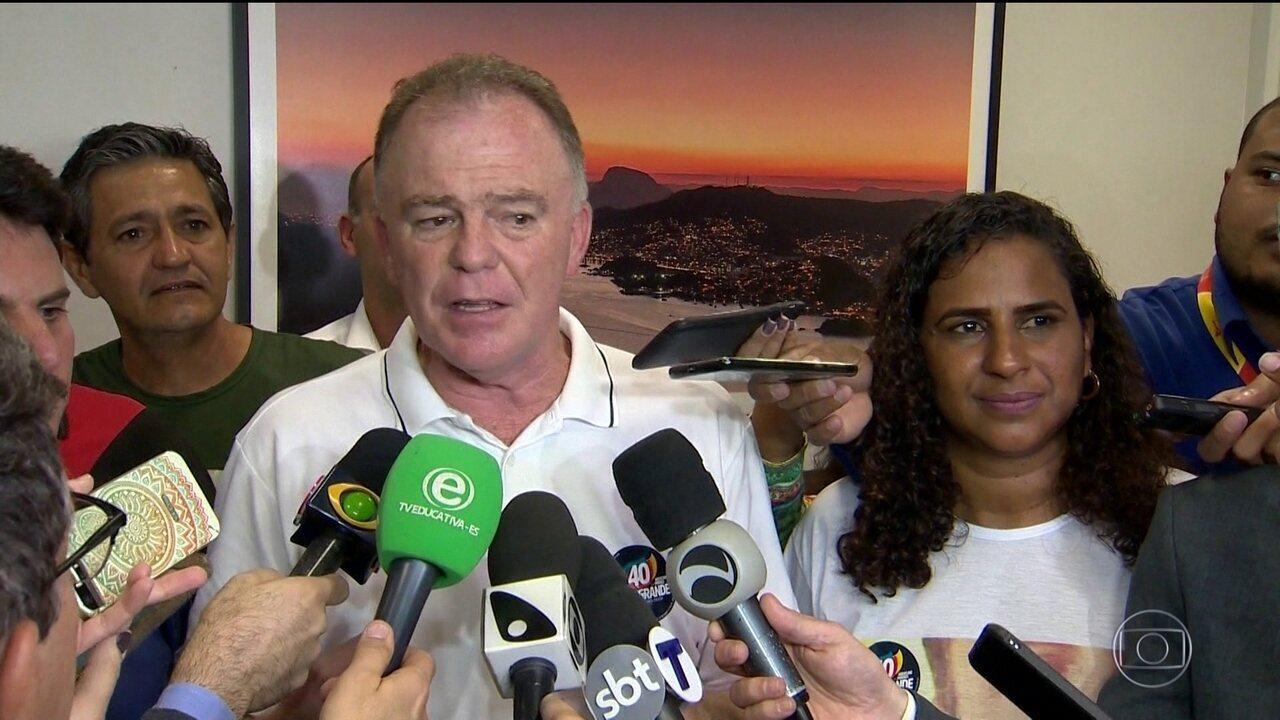Renato Casagrande (PSB) é eleito governador do Espírito Santo