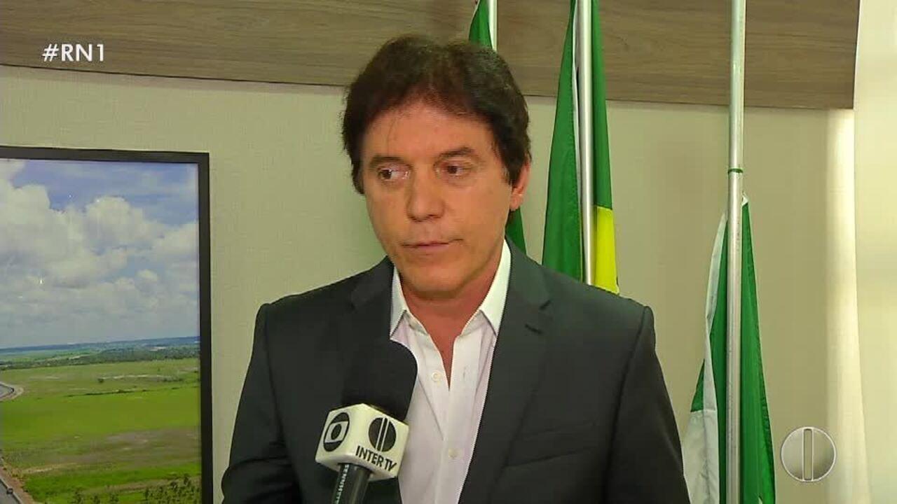 Governador Robinson Faria (PSD) fala sobre resultado das eleições no RN