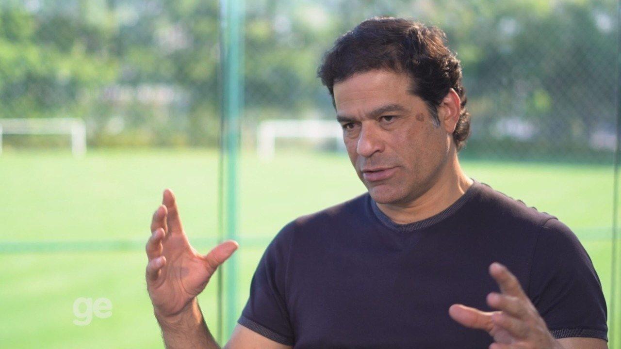 Botafogo-SP 100 anos - entrevista Raí: como era o esquadrão dos anos 80