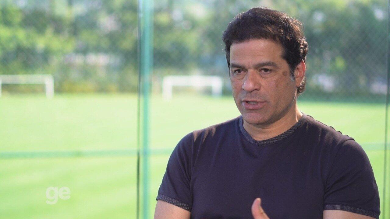 Botafogo-SP 100 anos - entrevista Raí: do Pantera para a Seleção