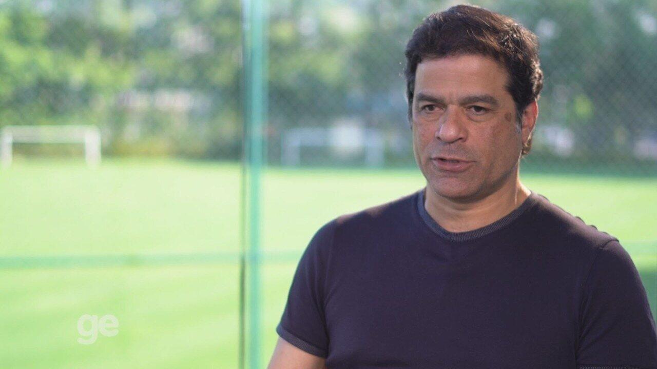 Botafogo-SP 100 anos - entrevista Raí: a relação de Sócrates com o Pantera