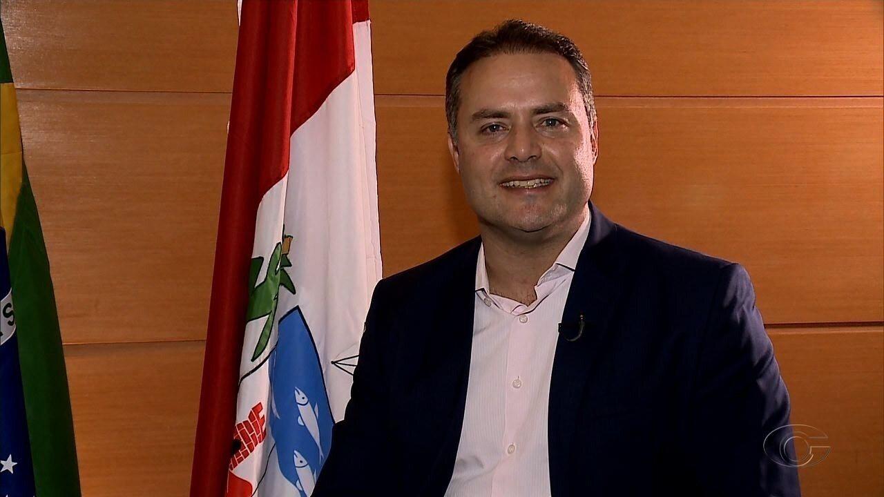 Governador reeleito Renan Filho (MDB) fala sobre desafios para o segundo mandato.
