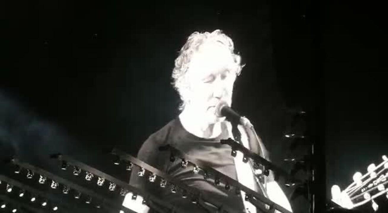 Roger Waters faz discurso sobre direitos humanos e critica Bolsonaro