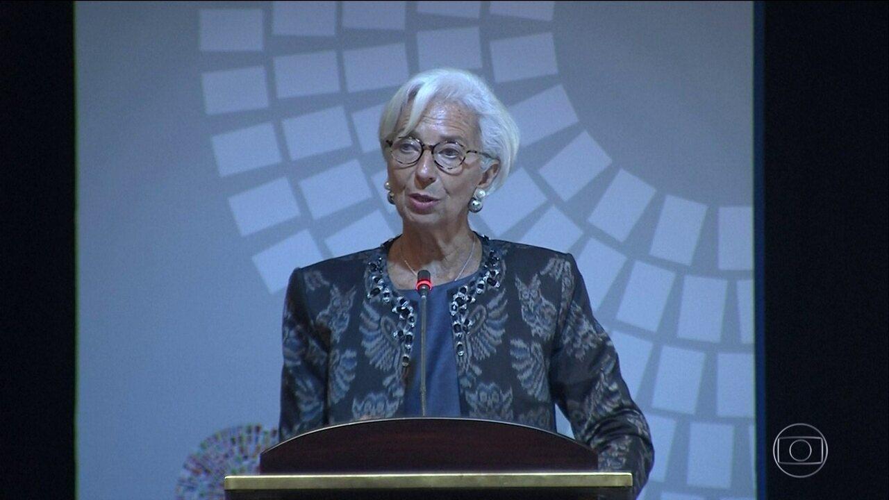 FMI alerta para correntes perigosas que ameaçam economia global