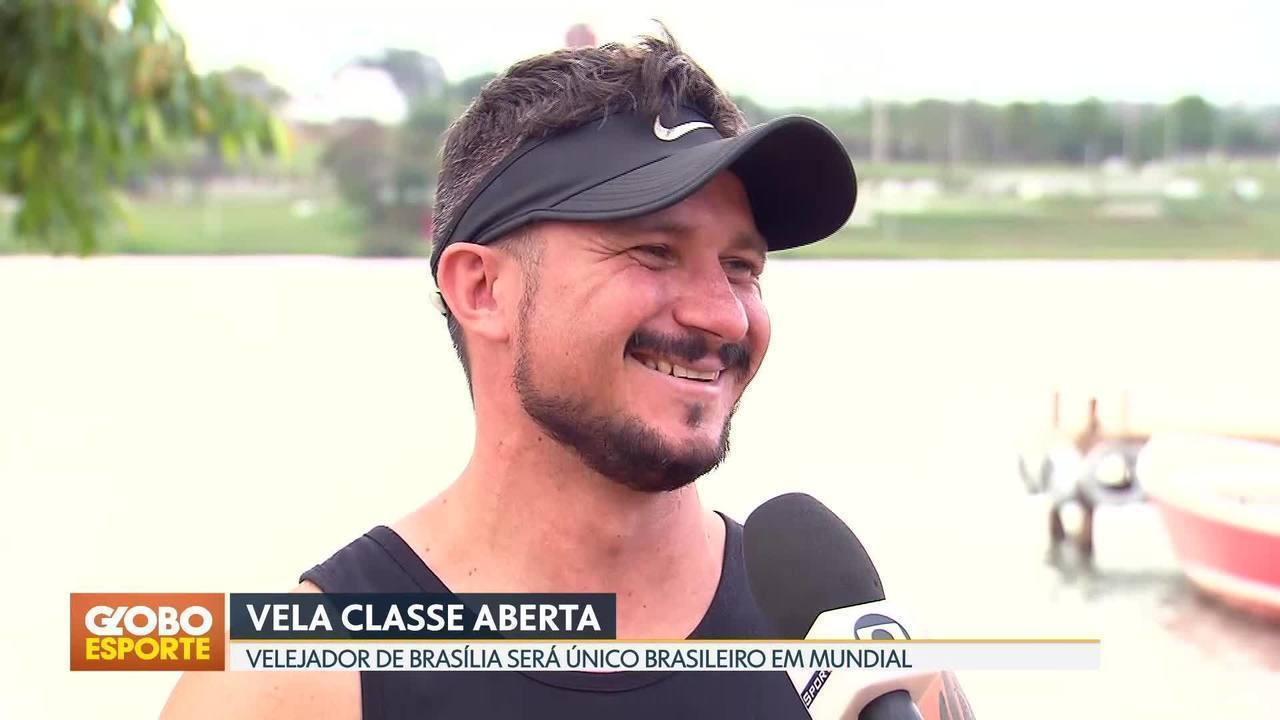 Conheça um pouco mais da história do Estevão Lopes, que já competiu em mais de 30 países