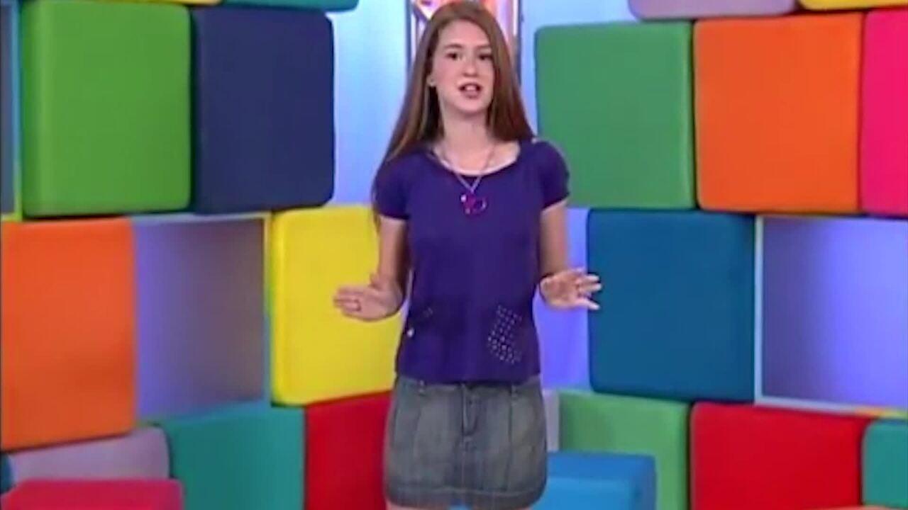 Confira a trajetória de Marina Ruy Barbosa na TV Globo!