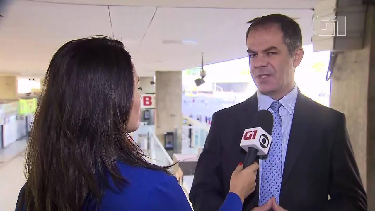 Novacap explica impacto na Rodoviária após dano na estrutura
