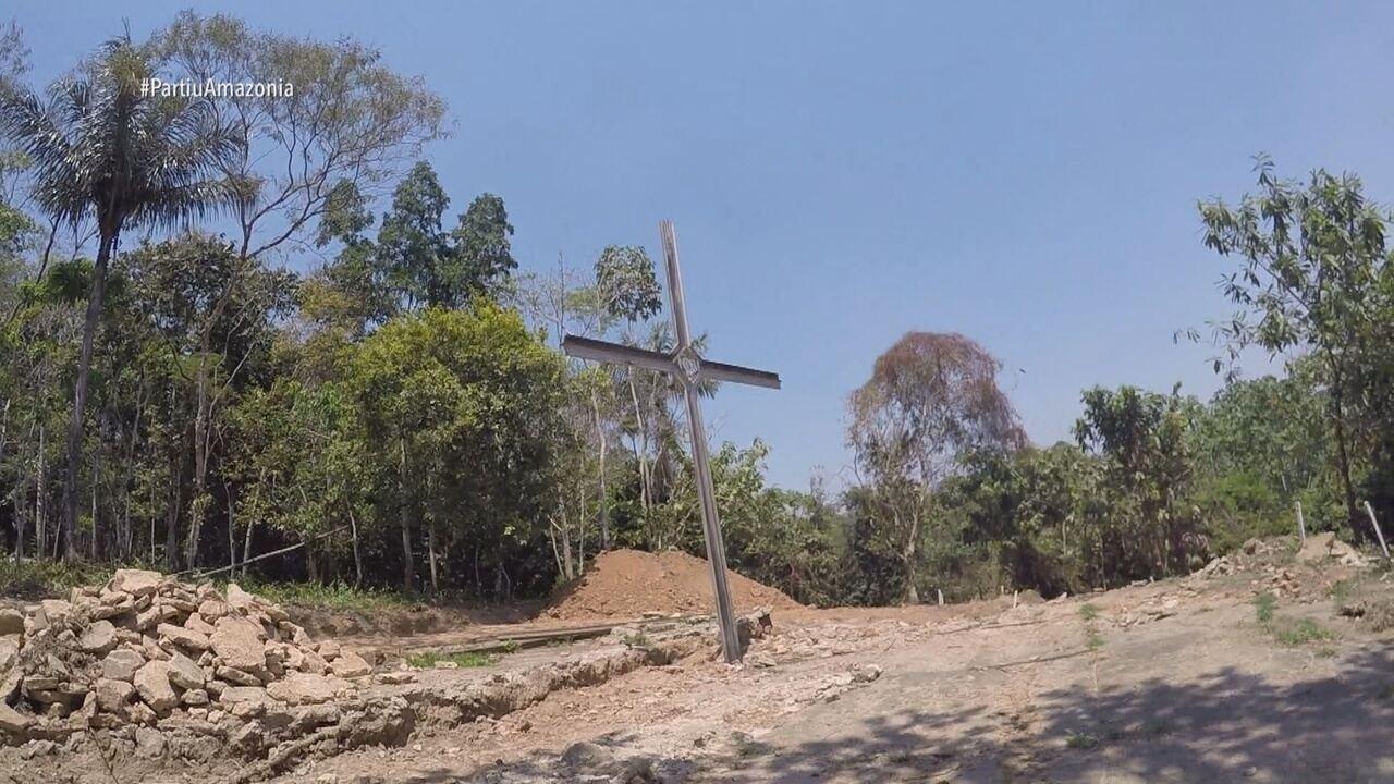 Parte 1: Moa começa viagem até o Complexo Santo Antônio