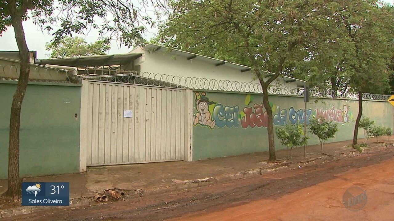 Creche é invadida no bairro Valentina Figueiredo em Ribeirão Preto, SP