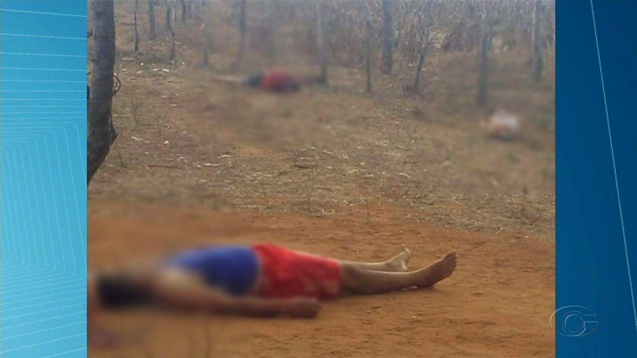 Triplo homicídio é registrado em sítio na zona rural de Igaci